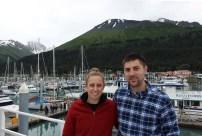 Katie and Luke in Alaska